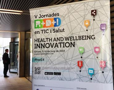 LISSA at V Jornades TIC-Salut